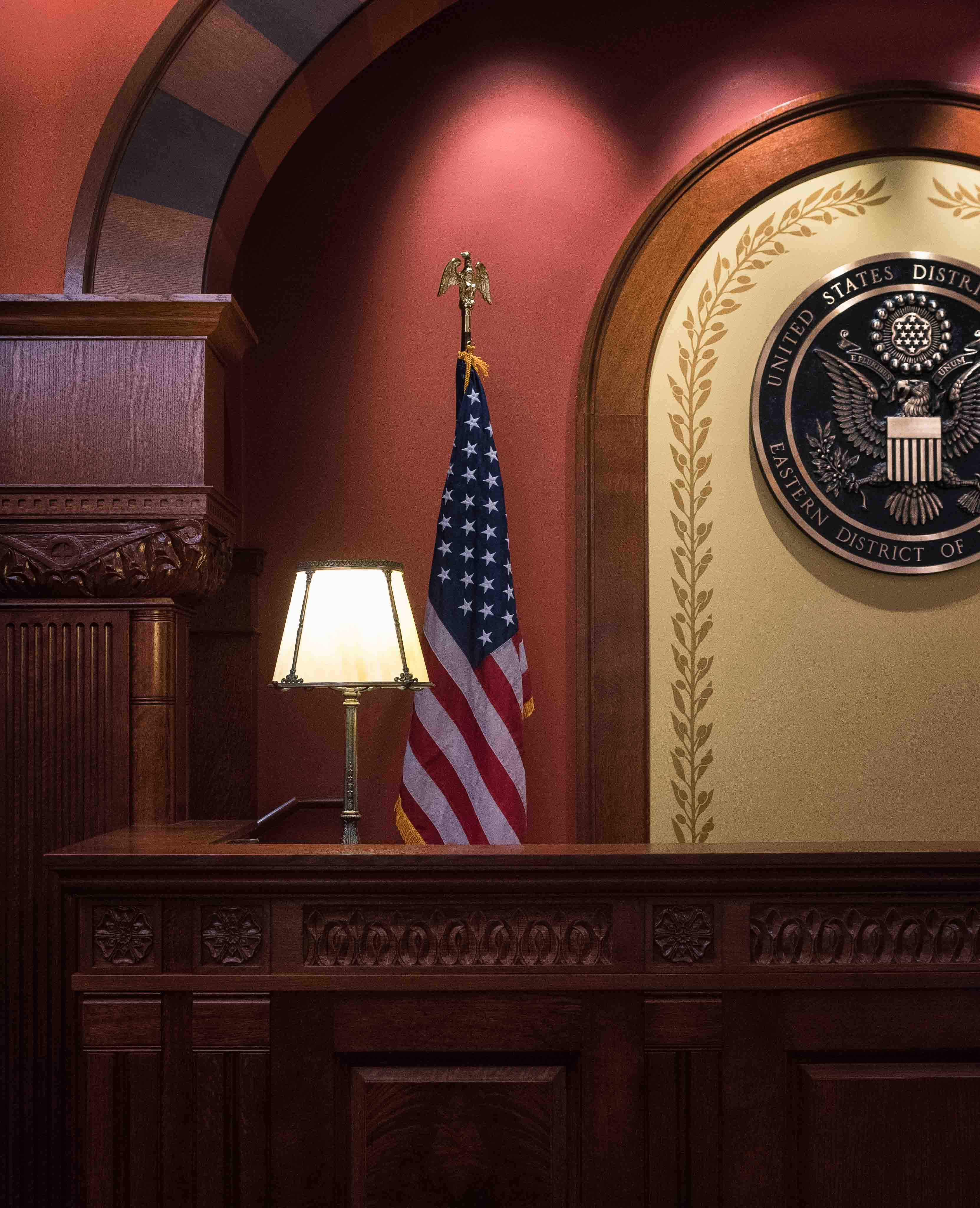 Milwaukee USCH Courtroom Renovations